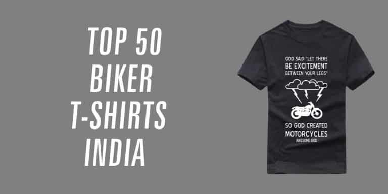 biker t-shirts india
